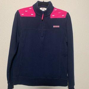VINEYARDVINES Womens Medium Pullover Jacket